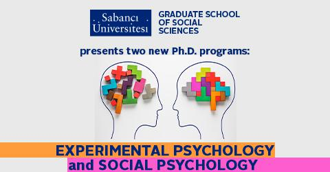 New Ph.D. Programs from Graduate School of Social Sciences