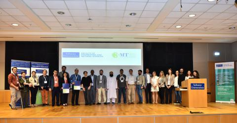 Announcing our 2019 Three Minute Thesis Competition Winners!