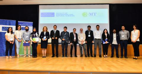 Announcing our 2018 Three Minute Thesis Competition Winners!