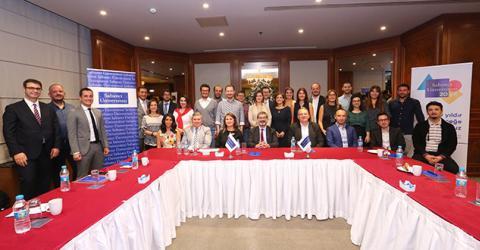 Sabancı Üniversitesi Ankara'da Dijital Teknolojiler Etkinliği düzenledi