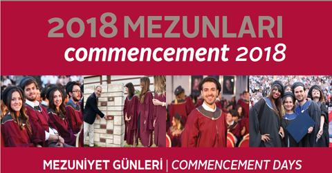 2018 Mezuniyet Töreni