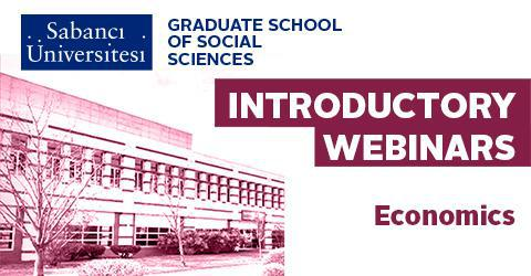 Economics Graduate Program Introductory Webinar