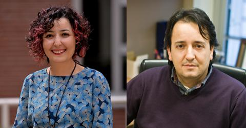 Özgür Gürbüz and İbrahim Tekin Win Technology Award