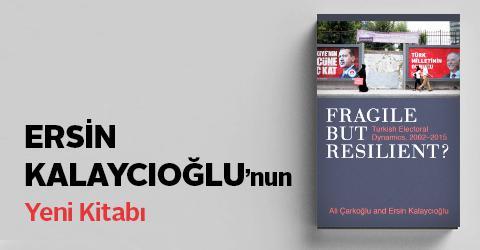 SSBF Öğretim Üyesi Ersin Kalaycıoğlu'nun Yeni Kitabı