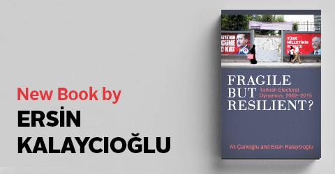 A New Book by FASS Faculty Member Ersin Kalaycıoğlu