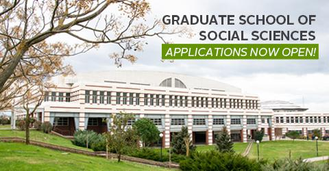 Graduate School of Social Sciences 2019-2020 Fall Semester Applications