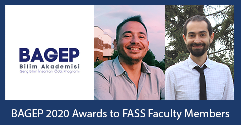 Young Scientist Award 2020 (BAGEP) to FASS Faculty Members