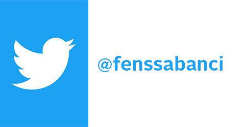 FENS has a new twitter account