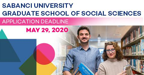 Graduate School of Social Sciences 2020-2021 Fall Semester Applications