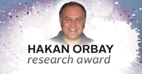 2018 Hakan Orbay Research Award Results