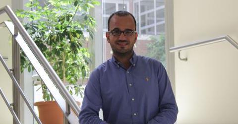 Mustafa Oğuz Afacan receives TÜBİTAK 1001 Research Grant