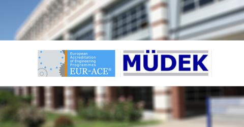 MÜDEK Extends the Accreditation Period of the FENS