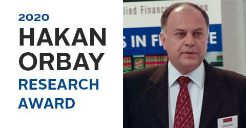 Applications now open for 2020 Hakan Orbay Research Awards