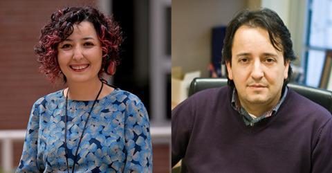 Özgür Gürbüz ve İbrahim Tekin,  Teknoloji Ödülleri'nin sahibi oldu