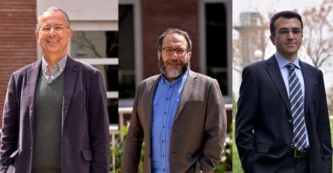Öğretim Üyelerimize Mustafa Parlar Vakfı 2018 Yılı Ödülleri
