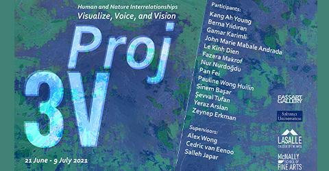 Project 3V (Visualize, Voice and Vision)