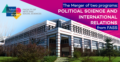 The merger of two programs:Political Science and International Relations