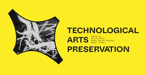 New e-book from digitalSSM:  'Technological Arts Preservation'.
