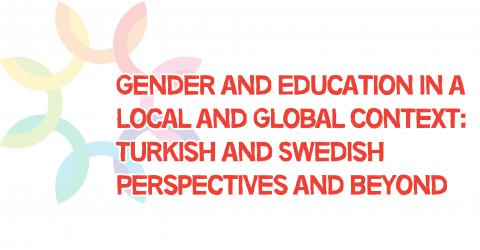 Gender and Education in a Local and Global Context, April 26,13.30-16.30
