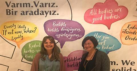 SU Gender'dan Horizon 2020 Gearing Roles Projesi