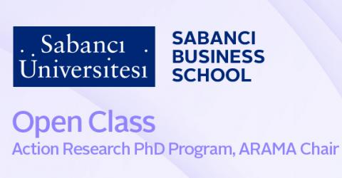Action Research PhD Program / Open Class