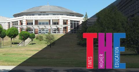 Sabancı University becomes the top Turkish institution