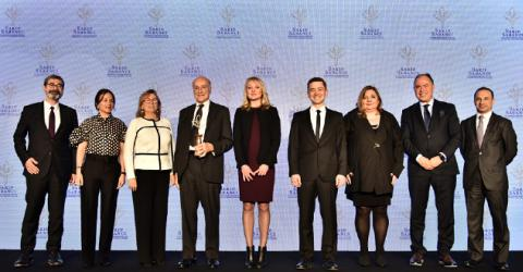 Sakıp Sabancı International Research Awards Were Given