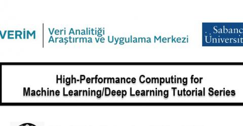 VERIM High-Performance Computing for Machine Learning