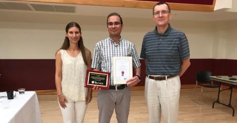 CS doktora öğrencimiz Yusuf İzmirlioğlu'nun başarısı