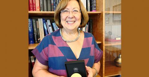Sabancı Üniversitesi Rektörü Zehra Sayerse Uluslararası Ödül