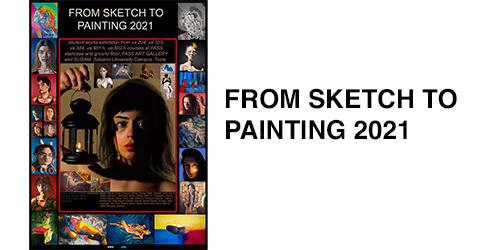 SSBFden Öğrenci Sergisi  - From Sketch to Painting 2021
