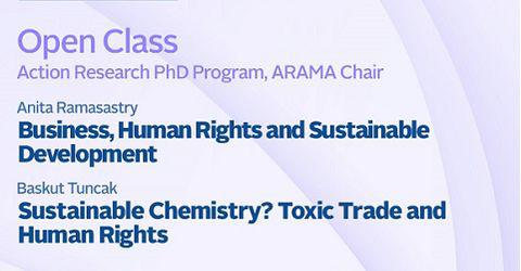 Open Class Action Research PhD Program Arama Chair Webinar