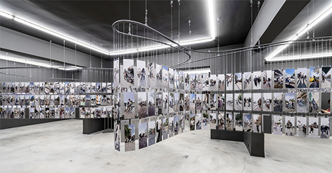 Murat Germen's Solo Exhibition Overflow