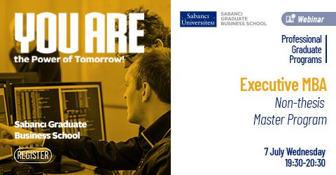 Executive MBA (EMBA) Information Session