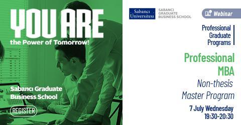 Professional MBA Program Information Session