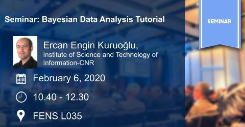 Seminar: Bayesian Data Analysis Tutorial