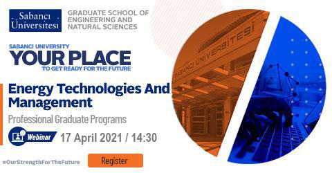 Energy Technologies and Management Program Information Session