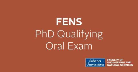 MATH-PhD Oral Qualifying Exam: Çiğdem Çelik