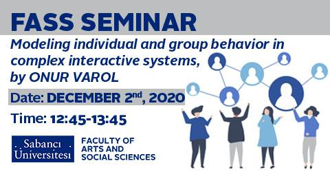 FASS Seminar by Onur Varol