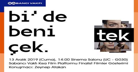 Film Screening by Zeynep Atakan
