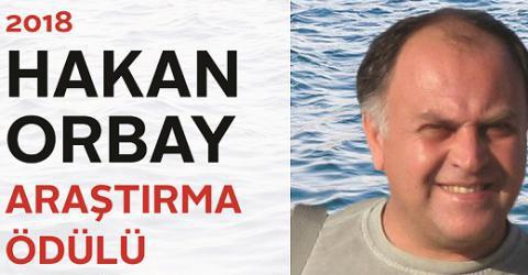 2018 Hakan Orbay Araştırma Ödülü