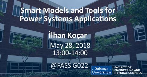 ETM Seminar: Smart Models and Tools for Power Systems Applications