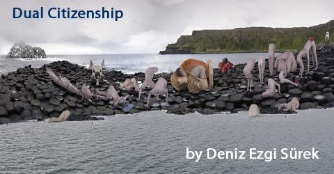 Exhibition at FASS Art Gallery: Dual Citizenship (by Deniz Ezgi Sürek)
