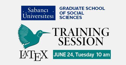 Graduate School of Social Sciences LATEX Training