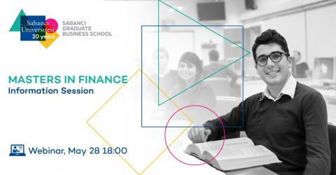 Masters in Finance (MiF) Information Session