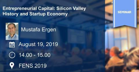 Seminar: Entrepreneurial Capital: Silicon Valley History and Startup...