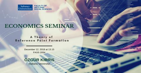 Economics Seminar: Özgür Kıbrıs (Sabancı University)