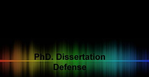 Dissertation Defence Or Defense
