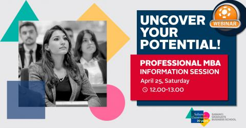 Professional MBA  Info Session