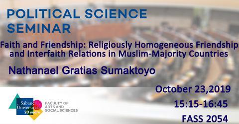 POLS Seminar: Nathanael Gratias Sumaktoyo